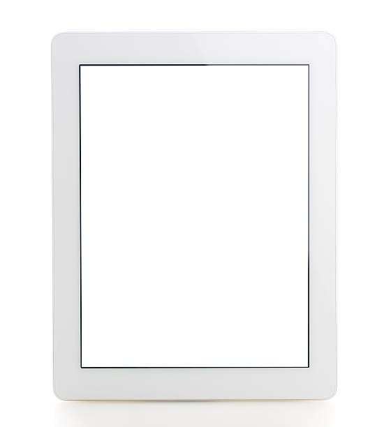Blank screen white tablet pc:スマホ壁紙(壁紙.com)