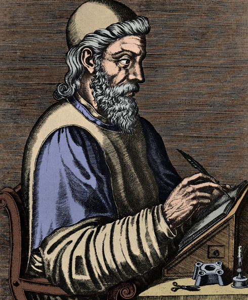 Painted Image「Bede or St Baeda」:写真・画像(15)[壁紙.com]