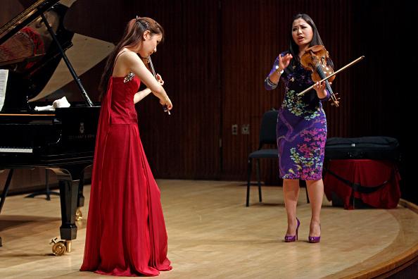 Juilliard School「Sarah Chang」:写真・画像(11)[壁紙.com]