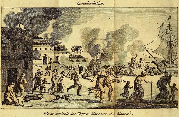 France「The Haitian Revolution Slave Rebellion On The Night Of 21 August 1791」:写真・画像(1)[壁紙.com]