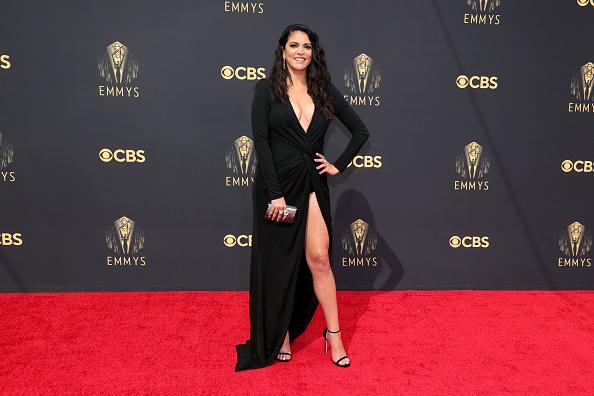 サイハイスリット「73rd Primetime Emmy Awards - Arrivals」:写真・画像(3)[壁紙.com]