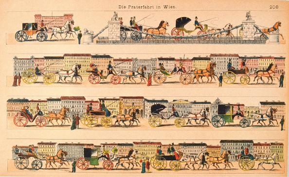 Amusement Park「Carriage Ride In The Prater」:写真・画像(15)[壁紙.com]