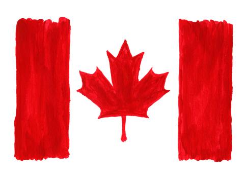 Maple Leaf「Canada Flag」:スマホ壁紙(1)