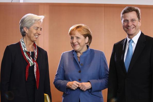 Finance and Economy「German Weekly Cabinet Meeting」:写真・画像(11)[壁紙.com]