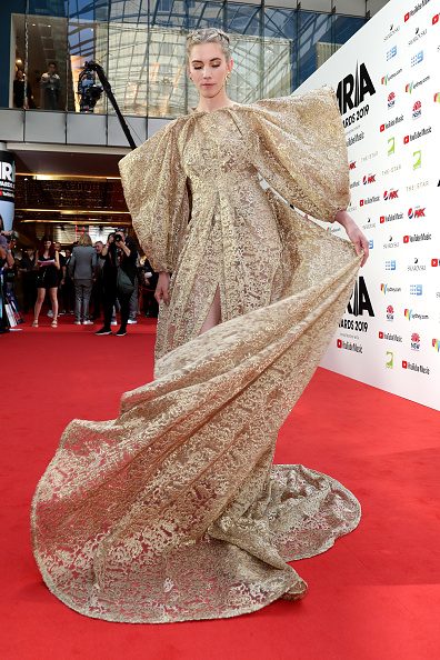 2019「33rd Annual ARIA Awards 2019 - Arrivals」:写真・画像(17)[壁紙.com]