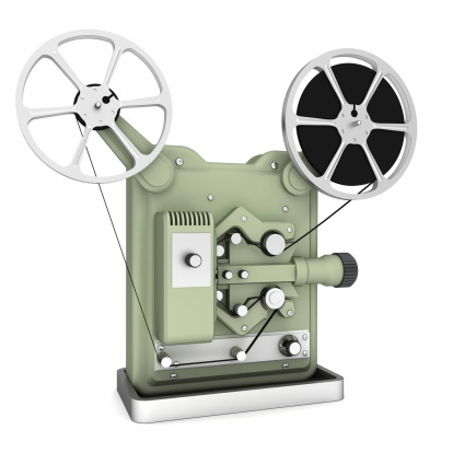 Film Projector「Movie projector」:スマホ壁紙(12)