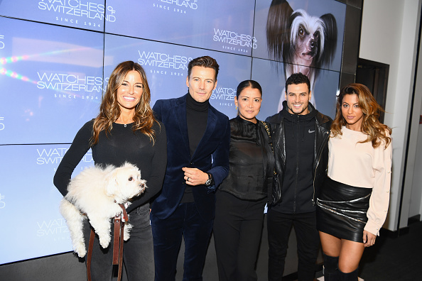 Kelly public「Watches Of Switzerland SoHo Launch Party」:写真・画像(10)[壁紙.com]