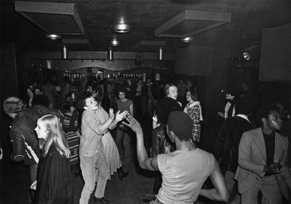 Clubbing「London Disco Dancers」:写真・画像(7)[壁紙.com]