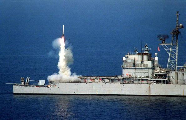 ミサイル トマホーク