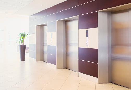 Elevator「Elevators in modern building」:スマホ壁紙(7)