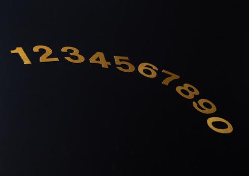 Zero「Row number shaped plates」:スマホ壁紙(3)