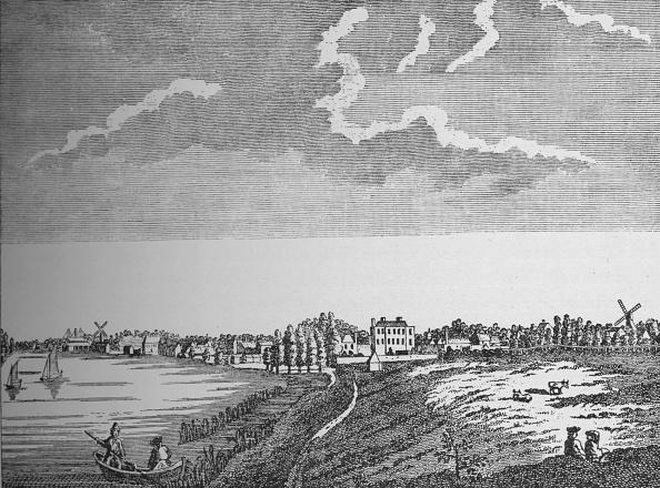 Overcast「'View of Wandsworth, Surrey', c1780, (1912)」:写真・画像(19)[壁紙.com]