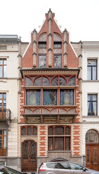 Townhouse「35 Rue Le Correge」:写真・画像(4)[壁紙.com]