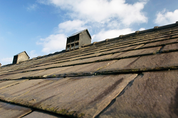 Tile「Slate roof and cuppola, Linenhall Stables, Chester, UK」:写真・画像(11)[壁紙.com]