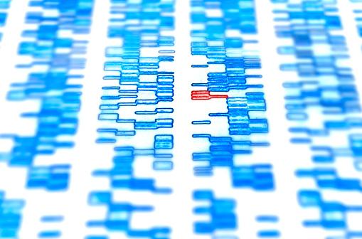 Continuity「DNA sequence gel」:スマホ壁紙(16)