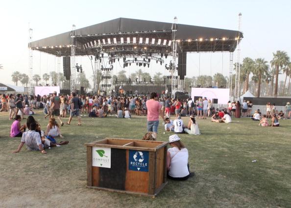 Recycling Bin「2014 Coachella Valley Music and Arts Festival - Day 2」:写真・画像(19)[壁紙.com]