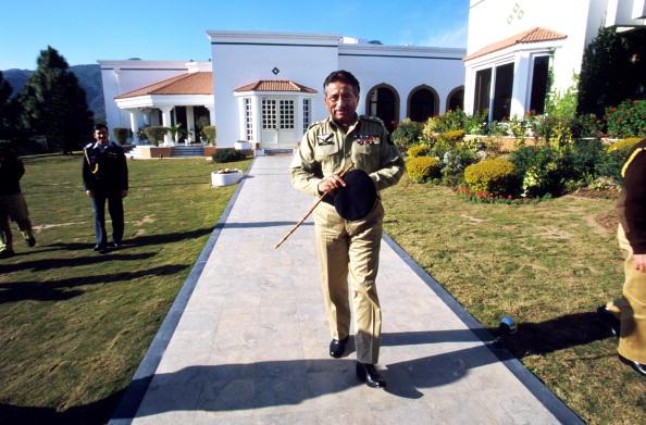 Robert Nickelsberg「General Pervez Musharraf Of Pakistan」:写真・画像(7)[壁紙.com]