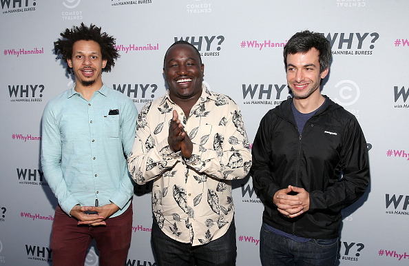 """Hannibal Buress「Comedy Central's """"Why? With Hannibal Buress"""" Premiere Event」:写真・画像(5)[壁紙.com]"""