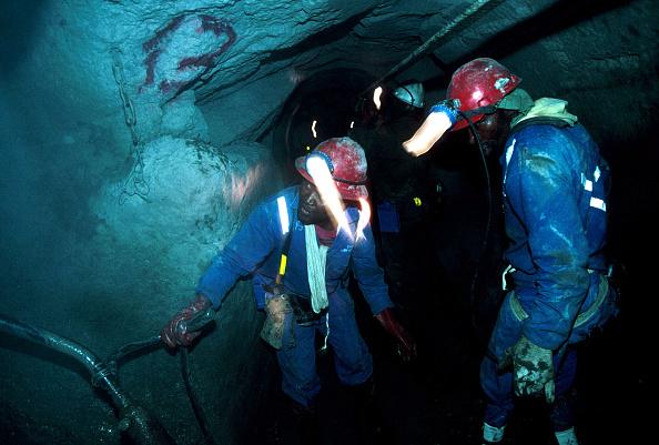 DeBeers「Diamond mining in South Africa」:写真・画像(13)[壁紙.com]