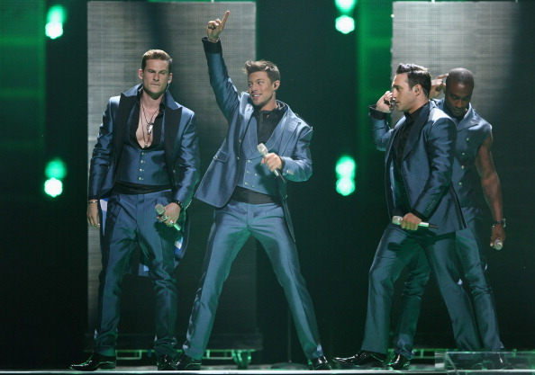 Blue「Eurovision Song Contest Dusseldorf 2011 - General Atmosphere And Preparations」:写真・画像(5)[壁紙.com]