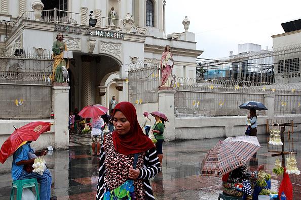 Lisa Maree Williams「Manila Prepares For The Arrival Of Pope Francis」:写真・画像(5)[壁紙.com]