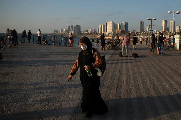 Tel Aviv「Coronavirus Cases Surge In Israel After Lockdown Eased」:写真・画像(11)[壁紙.com]