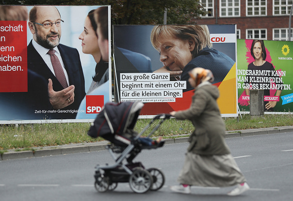 Europe「Political Parties Campaign In Federal Elections」:写真・画像(1)[壁紙.com]