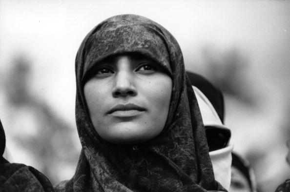 One Woman Only「Islamic Rally」:写真・画像(11)[壁紙.com]