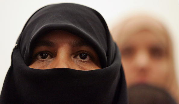 Nikab「Muslim Women Gather To Discuss Veil Controversy」:写真・画像(9)[壁紙.com]