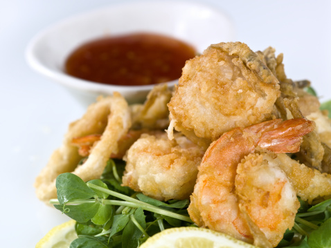 Mollusk「Fried Seafood Combo」:スマホ壁紙(1)