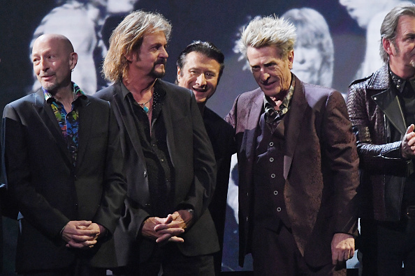Gregg Rolie「32nd Annual Rock & Roll Hall Of Fame Induction Ceremony - Show」:写真・画像(16)[壁紙.com]