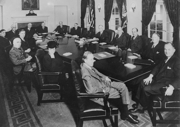 Franklin Roosevelt「War Cabinet」:写真・画像(11)[壁紙.com]