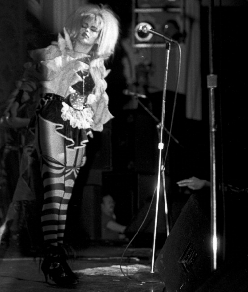 女性歌手「Nina Hagen」:写真・画像(17)[壁紙.com]