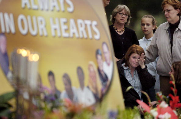 モータースポーツ「Hendrick Motorsports Holds Candlelight Service For Plane Crash Victims」:写真・画像(13)[壁紙.com]