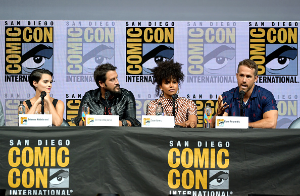 "Comic con「Comic-Con International 2018 - ""Deadpool 2"" Panel」:写真・画像(10)[壁紙.com]"