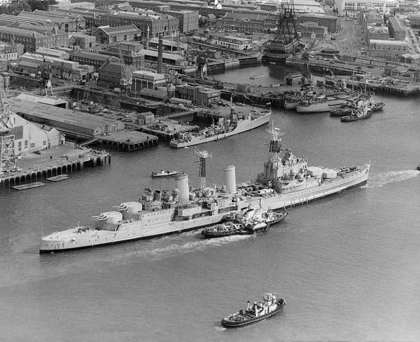 Commercial Dock「HMS Belfast」:写真・画像(18)[壁紙.com]