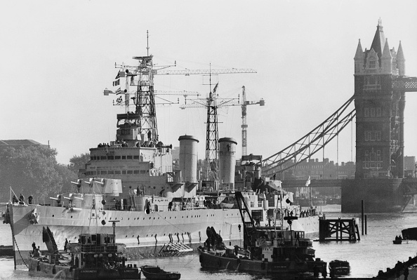 HMS Belfast「HMS Belfast」:写真・画像(0)[壁紙.com]