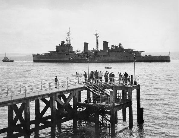 HMS Belfast「HMS Belfast」:写真・画像(5)[壁紙.com]
