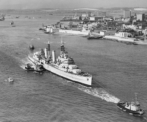HMS Belfast「HMS Belfast」:写真・画像(7)[壁紙.com]