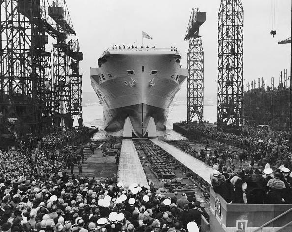 Industrial Building「HMS Ark Royal」:写真・画像(15)[壁紙.com]