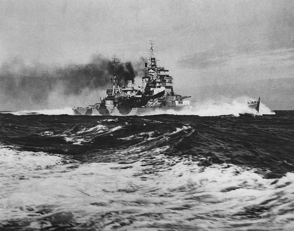 Flowing「HMS Anson」:写真・画像(1)[壁紙.com]