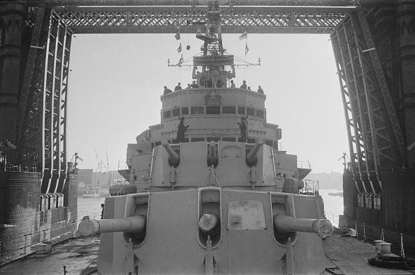 HMS Belfast「HMS Belfast」:写真・画像(1)[壁紙.com]