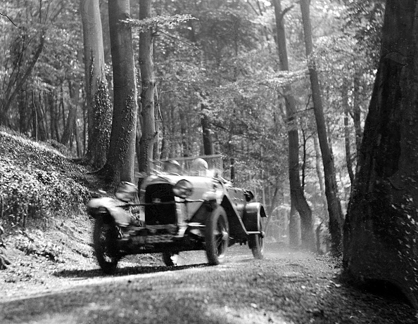 Racecar「Open high chassis Lagonda taking part in the North West London Motor Club Trial, 1 June 1929」:写真・画像(5)[壁紙.com]