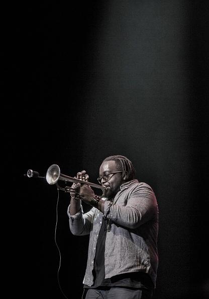 楽器「Marcus Miller's trumpeter, Marquis Hill, 2017」:写真・画像(13)[壁紙.com]