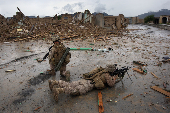 Taliban「U.S. Marines Continue Counterinsurgency Operations In Helmand」:写真・画像(16)[壁紙.com]