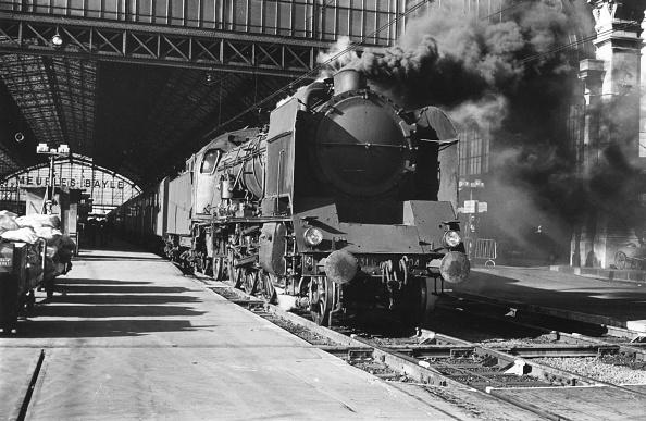 Steam Train「French Railways P1 Class. C1956.」:写真・画像(10)[壁紙.com]
