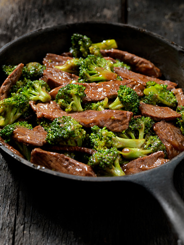 Baby Corn「Beef and Broccoli Stir Fry」:スマホ壁紙(11)