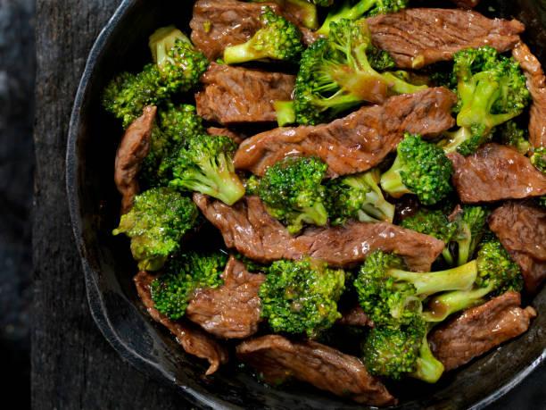 Beef and Broccoli Stir Fry:スマホ壁紙(壁紙.com)