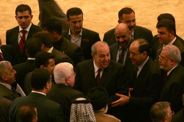 Ayad Allawi「Iraq Parliament Convenes Following Inconclusive Election」:写真・画像(0)[壁紙.com]