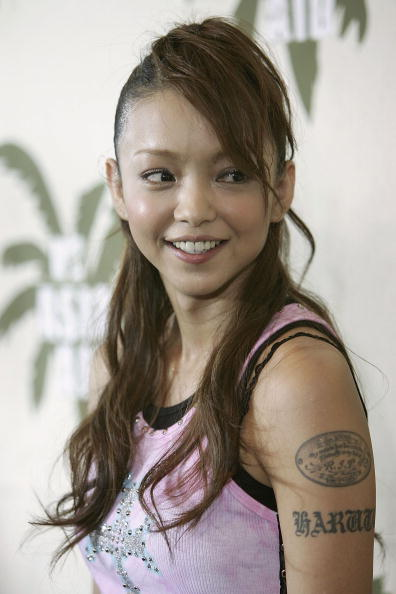安室奈美恵「MTV Asia Aid - Pressroom」:写真・画像(17)[壁紙.com]